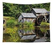 Mabry Mill In Virginia Tapestry