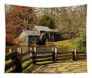 Mabry Mill Tapestry