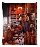 Macabre - In The Headhunters Study Tapestry