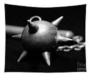 Mace  Medieval Weapon Tapestry