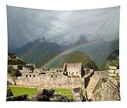 Machu Picchu Tapestry