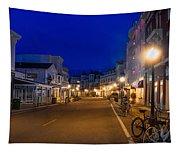 Mackinac Island Midnight Tapestry
