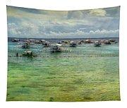 Mactan Island Bay Tapestry