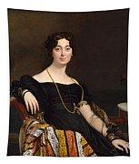 Madame Jacques-louis Leblanc. Francoise Poncelle Tapestry