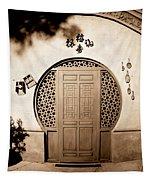 Magic Door Tapestry