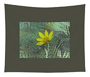 Magic Fern Flower 01 Tapestry