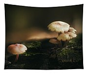 Magic Mushrooms Tapestry