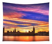 Magical London Tapestry