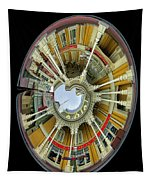 Magical Time Walt Disney World Oval Image Tapestry
