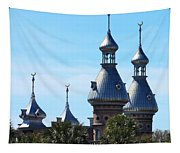 Magnificent Minarets Tapestry