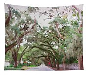 Magnolia Avenue Tapestry