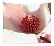 Magnolia Blossom - Square Format Tapestry