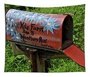 Mailbox Tapestry