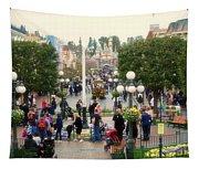 Main Street Disneyland 02 Tapestry