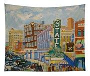 Main Street Tapestry