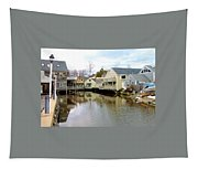 Maine Backwater Tapestry