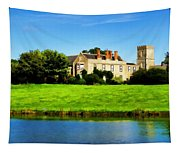 Maisemore Court And Church Tapestry