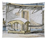 Majanah, Or Covered Reclining Tapestry