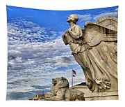 Majestic Bosom Tapestry