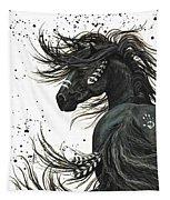 Majestic Spirit Horse  Tapestry