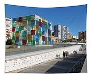 Malaga, Costa Del Sol, Malaga Province Tapestry