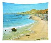 Malibu Road Tapestry