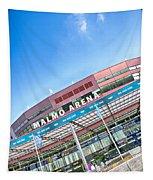 Malmo Arena 01 Tapestry