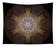 Mandala Sand Dollar At Wells Tapestry