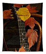 Mandolin Autumn 1 Tapestry