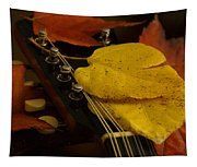 Mandolin Autumn 6 Tapestry