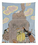 Mandoline Tapestry