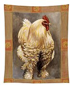 Mandy The Rooster Tapestry