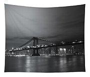 Manhattan Bridge - New York City Tapestry
