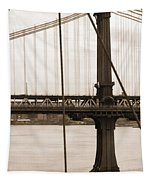 Manhattan Bridge Tapestry