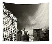 Manhattan Contrast Tapestry