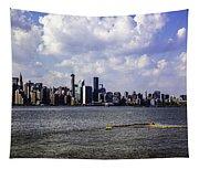 Manhattan On My Mind Tapestry
