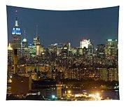 Manhattan Skyline, New York City, New Tapestry