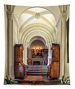 Mansion Hallway IIi Tapestry