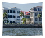 Mansions By The Water Tapestry