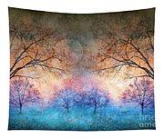 Many Moons Tapestry