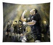 Maori Haka Tapestry