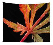 Maple Leaf Detail Tapestry