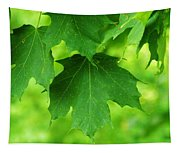 Maple Leaves Tapestry
