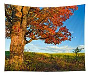 Maple Moon 2 Tapestry