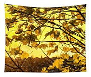 Maple Sunset - Paint Tapestry
