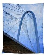 Margaret Hunt Hill Bridge Dawn Tapestry