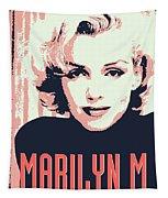 Marilyn M Tapestry