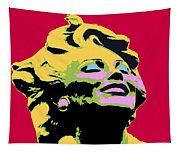 Marilyn Three Tapestry
