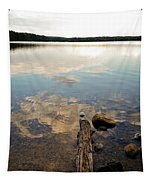 Marion Lake Reflections Tapestry