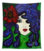 Mariposa Fairy Queen Tapestry